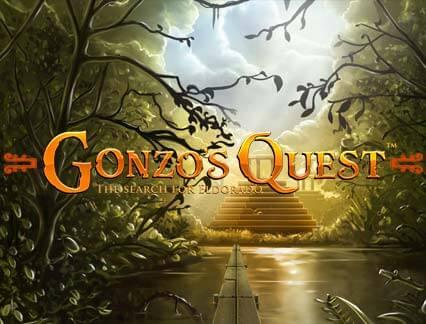 Gonzos Quest er et populært spil hos LeoVegas