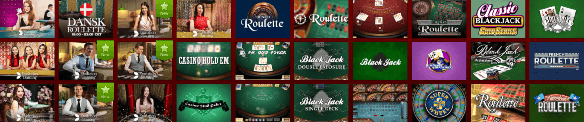 Der er rigtig mange forskellige casino muligheder hos Betsafe samt spillemaskiner
