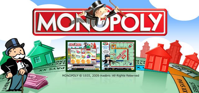 monopoly spil
