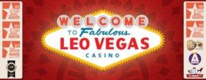 Prisvindende casino og support hos LeoVegas