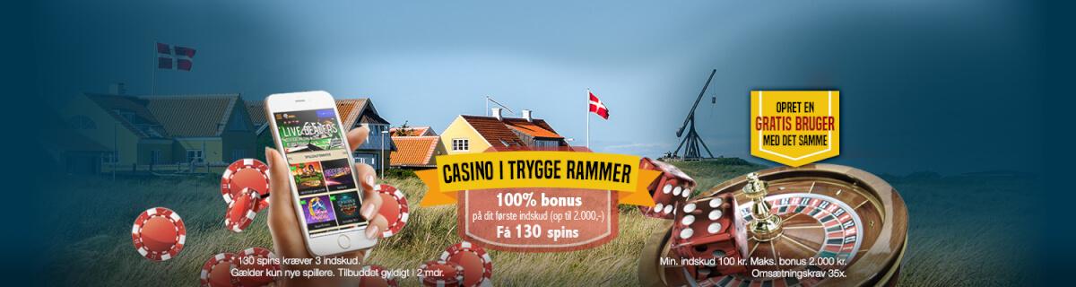 Spil casino i trygge rammer hos Lanadas med vores bonuskode